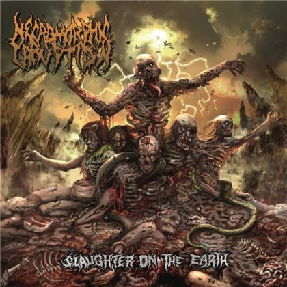 Necromorphic Irruption - Slaughter on the Earth