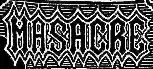 Masacre - Logo