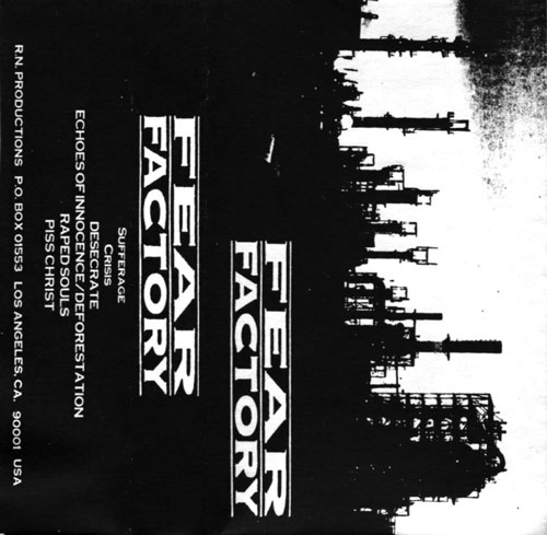 Fear Factory - Demo 1