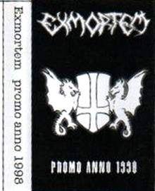Exmortem - Promo Anno 1998