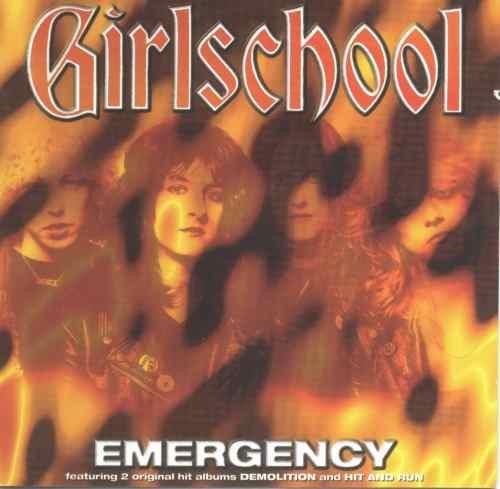 Girlschool - Emergency