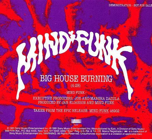 MindFunk - Big House Burning