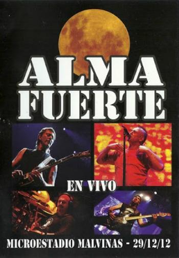 Almafuerte - En vivo - Microestadio Malvinas 29/12/12