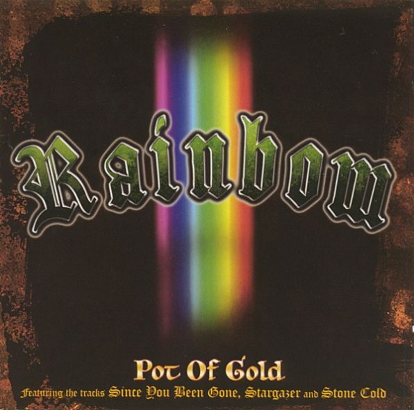 Rainbow - Pot of Gold