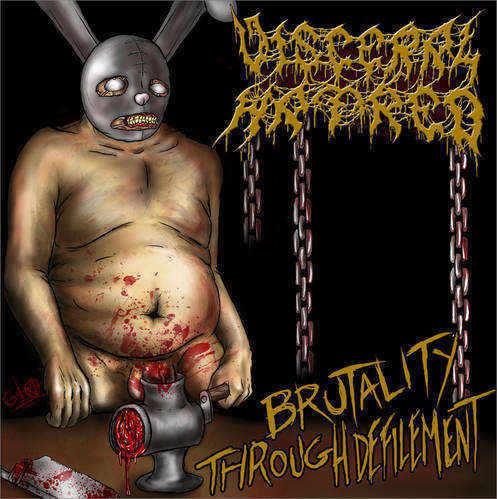 Visceral Hatred - Brutality Through Defilement