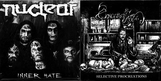 Conceived by Hate / Nuclear - Inner Hate / Selective Procreations