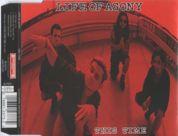 Life of Agony - This Time