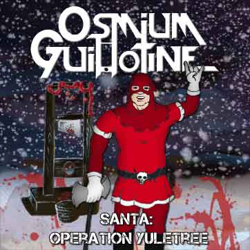 Osmium Guillotine - Santa: Operation Yuletree
