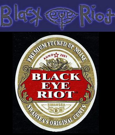 Black Eye Riot - Logo