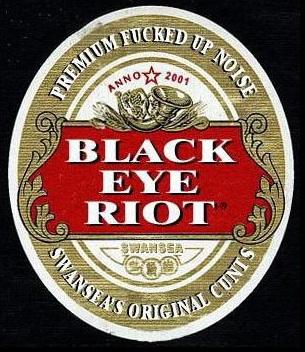 Black Eye Riot - Logo