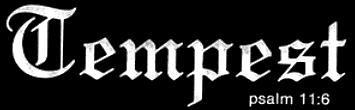 Tempest - Logo