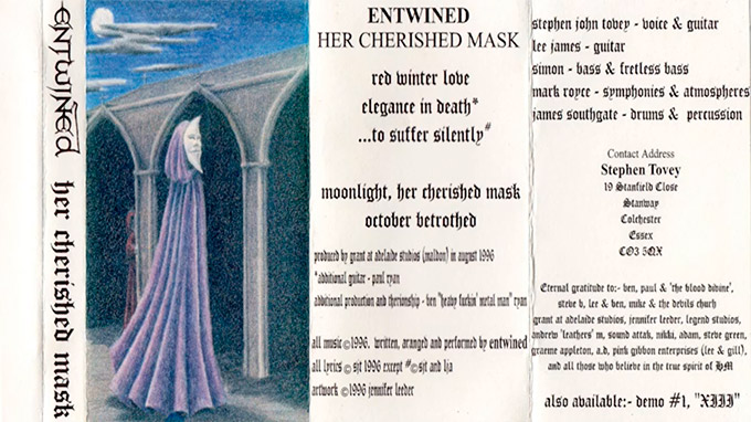 Entwined - Her Cherished Mask