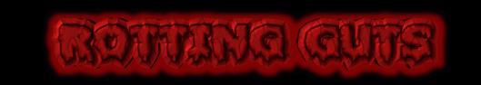 Rotting Guts - Logo
