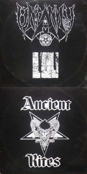 Ancient Rites / Uncanny - Uncanny / Ancient Rites