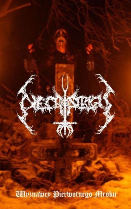 Necrostrigis - Wyznawcy pierwotnego mroku