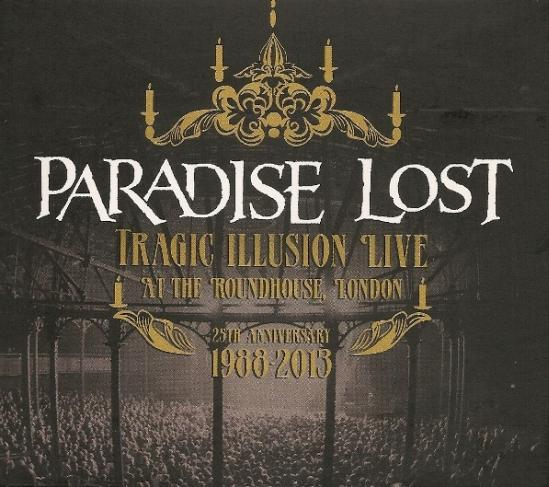 Paradise Lost - Tragic Illusion Live at the Roundhouse, London