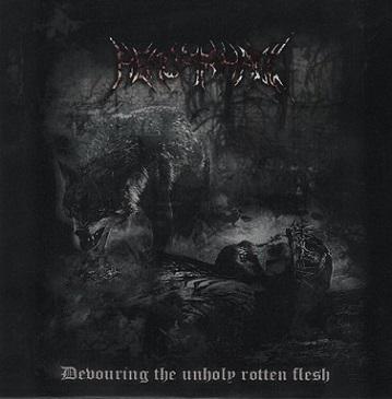 Hemorrhage - Devouring the Unholy Rotten Flesh