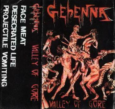 Gehenna - Valley of Gore