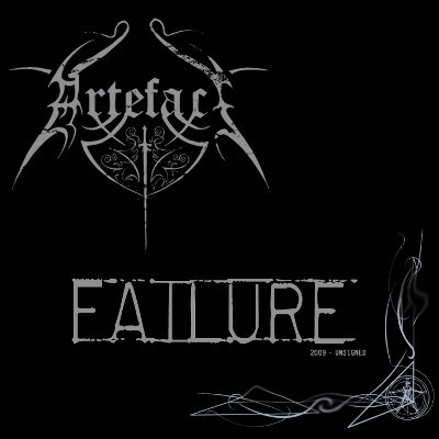 Artefact - Failure
