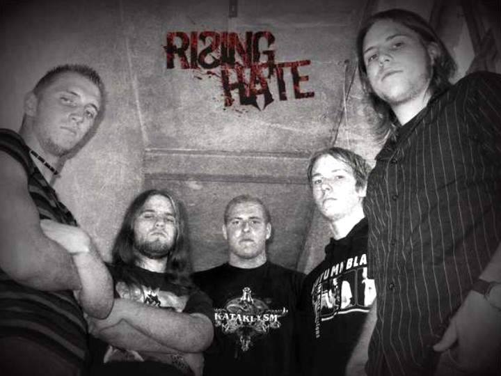 Rising Hate - Photo