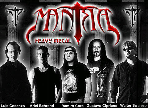 Mantra Heavy Metal - Photo