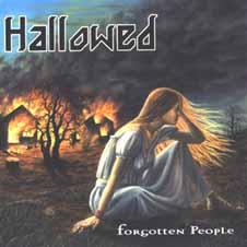 Hallowed - Forgotten People