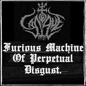 Casque - Furious Machine of Perpetual Disgust