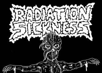 Radiation Sickness - Logo