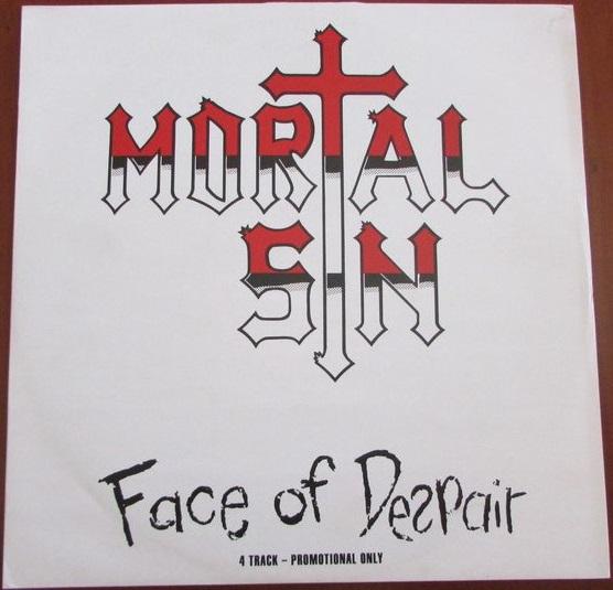 Mortal Sin - Face of Despair