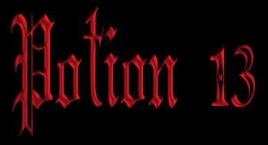 Potion 13 - Logo
