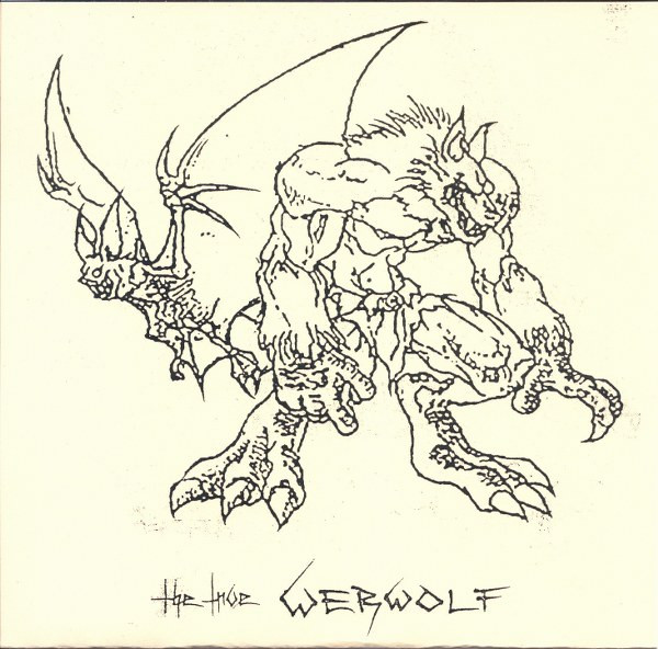 The True Werwolf - C.N.N. / 0373