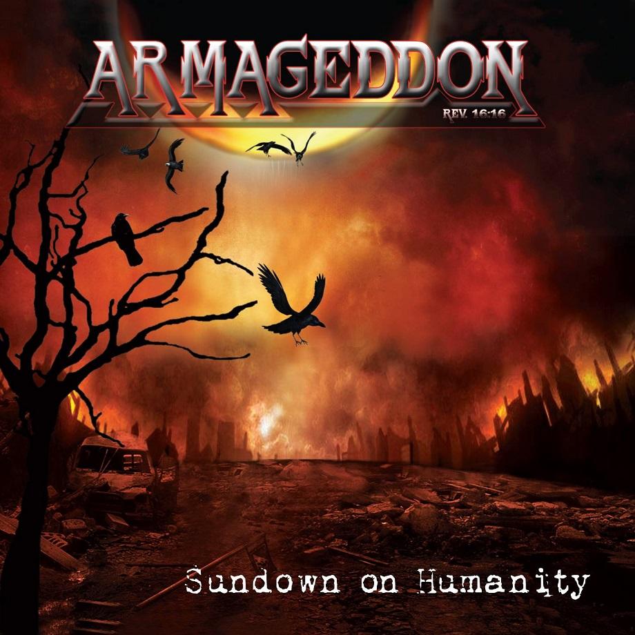 Armageddon Rev 16:16 - Sundown on Humanity