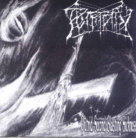 Putridity - Putrid Second Blasting Sickness