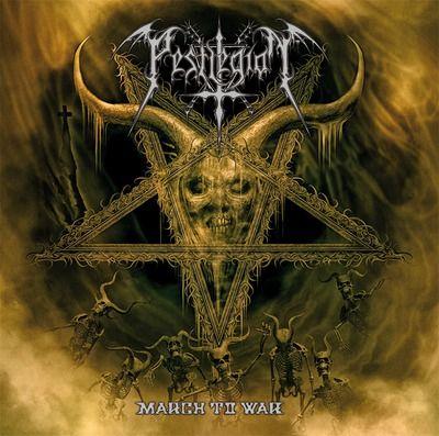 Pestlegion - March to War