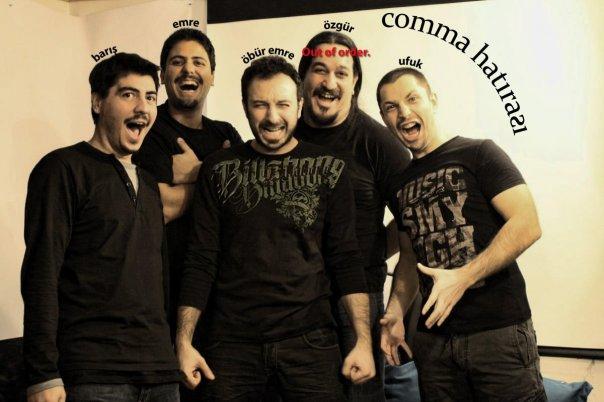 Comma - Photo