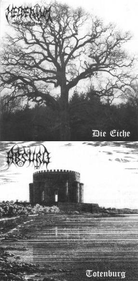 Absurd / Heldentum - Totenburg / Die Eiche
