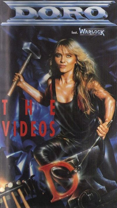 Warlock / Doro - The Videos