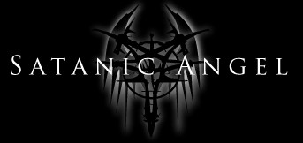 Satanic Angel - Logo