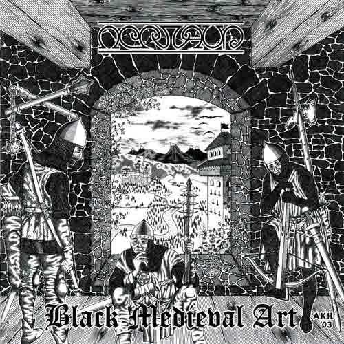 Nerthus - Black Medieval Art
