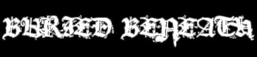 Buried Beneath - Logo