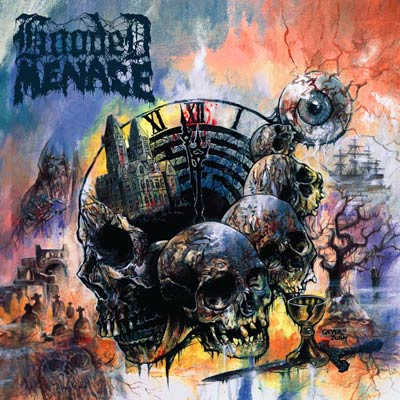 Hooded Menace - Labyrinth of Carrion Breeze