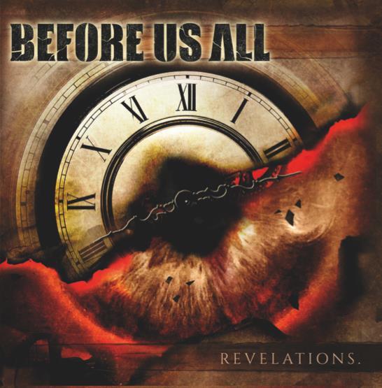 Before Us All - Revelations.