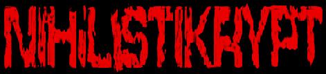 Nihilistikrypt - Logo