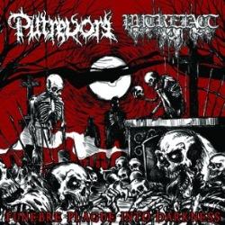 Putrevore / Putrefact - Funebre Plague into Darkness