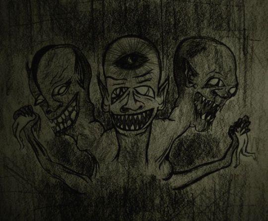 Gambanteinn - Nielevä pimeys