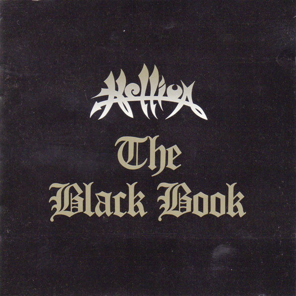 Hellion - The Black Book