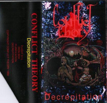 Conflict Theory - Decrepitation