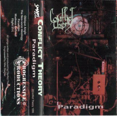 Conflict Theory - Paradigm