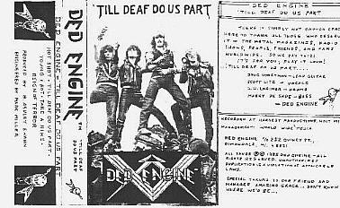 Ded Engine - 'Till Deaf Do Us Part