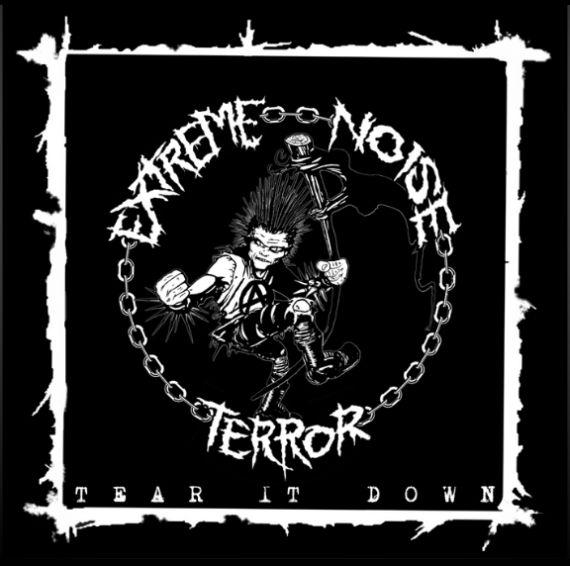 Extreme Noise Terror - Tear It Down